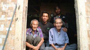 Dompet Dhuafa Banten jaminan makan bulanan