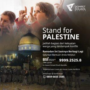 kuatkan palestina donasi palestina dompet dhuafa