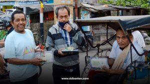 Berkah Berbuka Puasa Dompet Dhuafa Banten