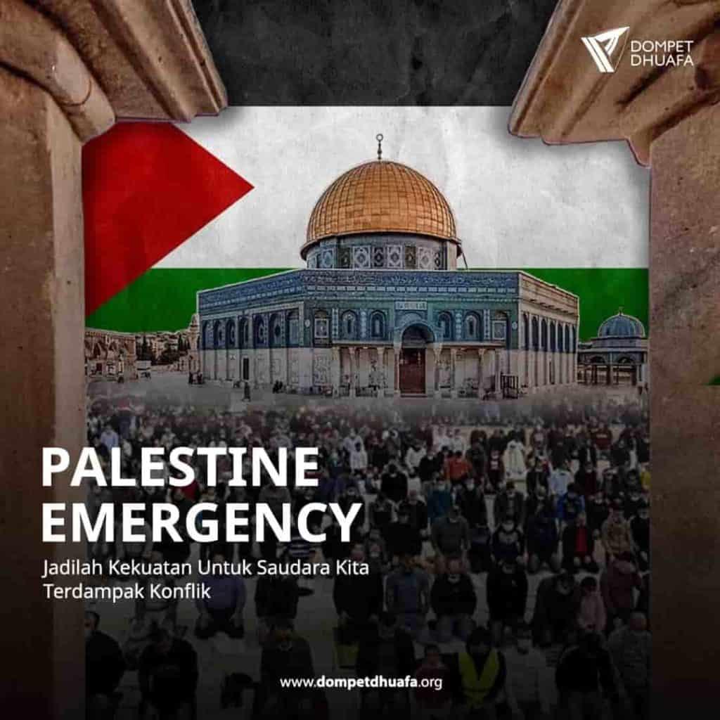 donasi palestina dompet dhuafa