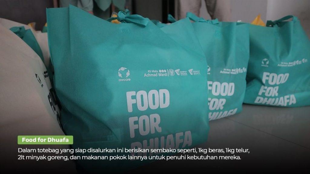 program food for dhuafa dompet dhuafa banten