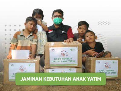 Jaminan Kebutuhan Anak Yatim Dompet Dhuafa Banten